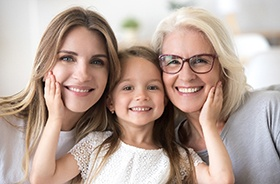 Women applied advice how to prevent a dental emergency Branford